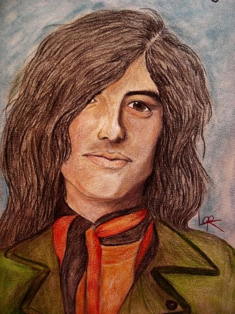 Jimmy Page by Laulau